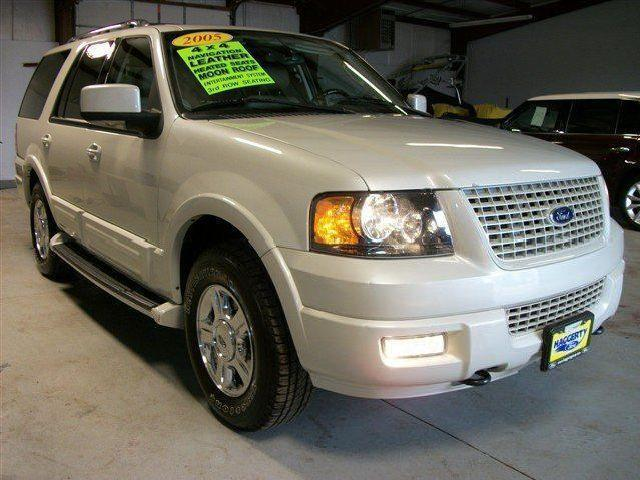 2005 Ford Expedition Limited In Houston Tx: Sunroof Ford Expedition Used Cars In West Chicago