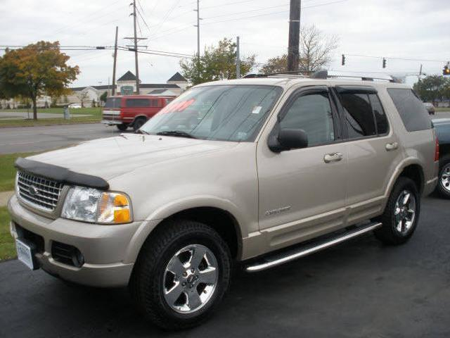 2005 Ford Explorer 4dr 114 Wb 4.0l Limited 4wd