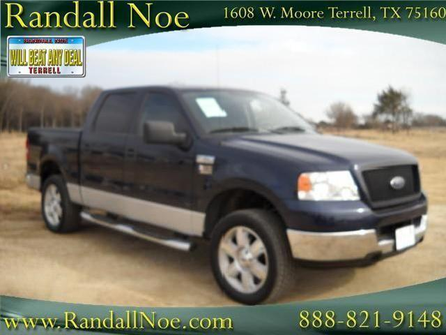 Randall Noe Used Cars In Terrell Texas >> 2005 Ford F-150 Used Cars in Terrell - Mitula Cars