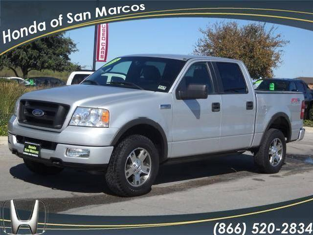 Ford f 150 supercrew san marcos mitula cars for Honda dealership san marcos