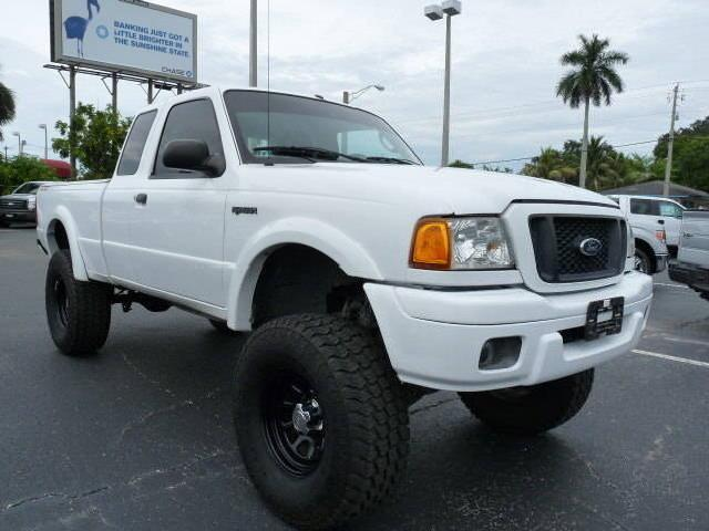 Ford Ranger Supercab Wb Edge Rims Tires