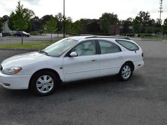 Cars Similar To Ford Taurus
