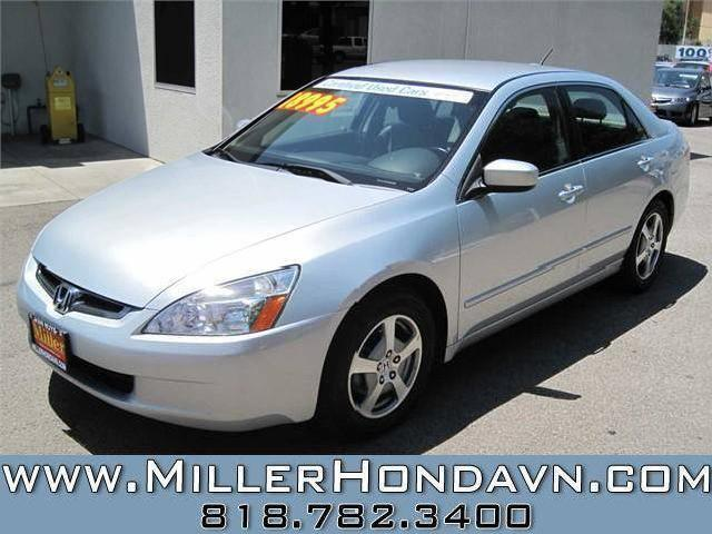 honda accord 2005 van nuys with pictures mitula cars. Black Bedroom Furniture Sets. Home Design Ideas