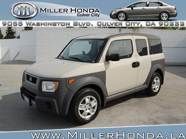 Honda element culver city mitula cars for Culver city honda