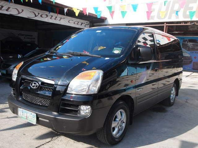 2005 hyundai starex at