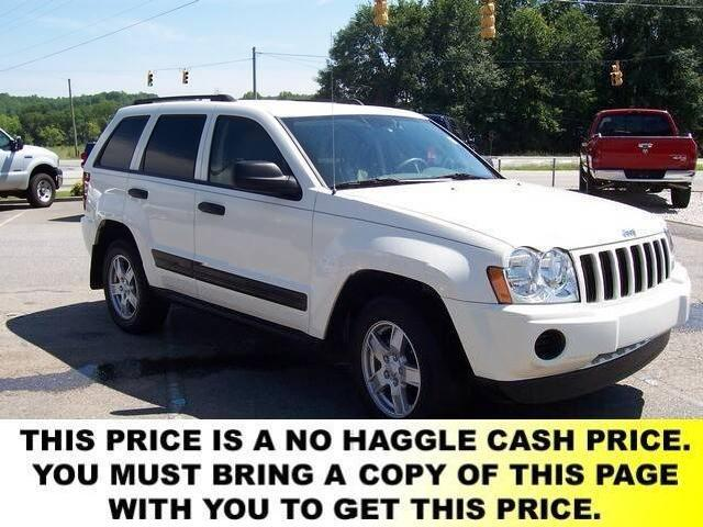 2005 jeep grand cherokee 4dr laredo