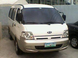 2005 Kia Pregio Acquired 2006