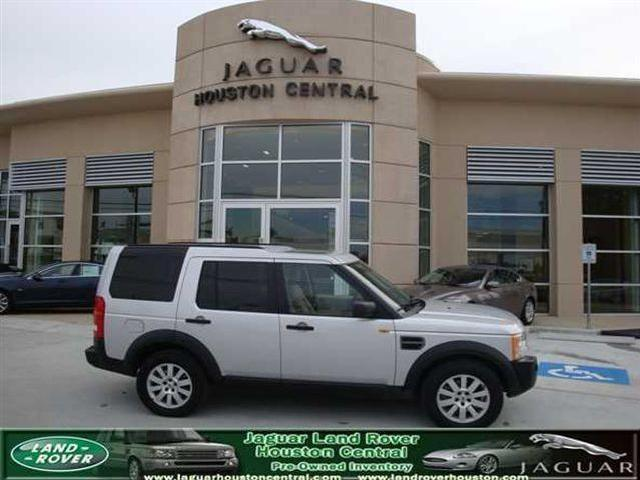 2005 land rover used cars in houston mitula cars. Black Bedroom Furniture Sets. Home Design Ideas