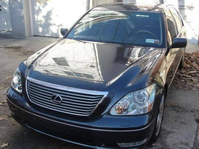 Leather Lexus Ls Used Cars In New York Mitula Cars