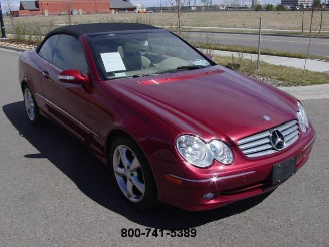 320 Convertible 2005 Mercedes Benz Clk Class Used Cars