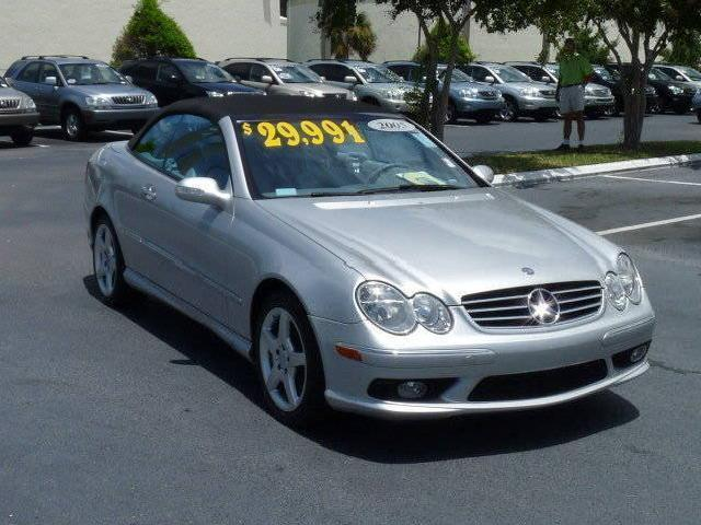 2005 mercedes benz clk 500 mitula cars. Black Bedroom Furniture Sets. Home Design Ideas