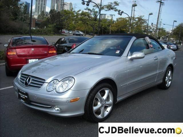 Mercedes benz bellevue 10 2005 mercedes benz used cars for Bellevue mercedes benz