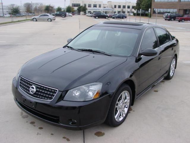 Nissan Altima In New York Used Nissan Altima Black 2005 New York