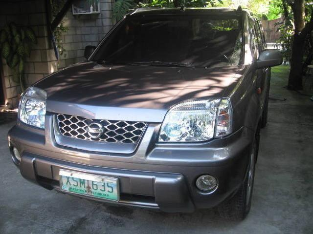 nissan x trail used cars in pampanga mitula cars. Black Bedroom Furniture Sets. Home Design Ideas