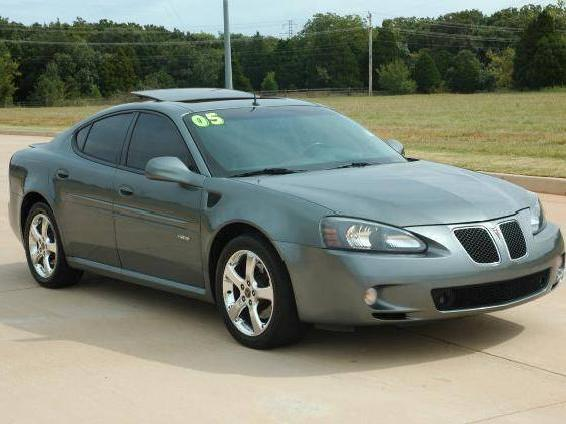 pontiac grand prix gxp oklahoma mitula cars. Black Bedroom Furniture Sets. Home Design Ideas