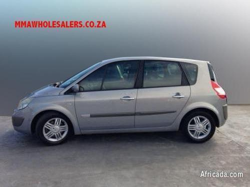 trade renault scenic used cars in johannesburg mitula cars. Black Bedroom Furniture Sets. Home Design Ideas