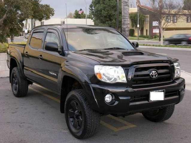 2006 Toyota Tacoma 4d Double Cab Trd Off Road Pkg Autos Post