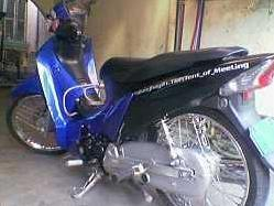 2005 Wave 125