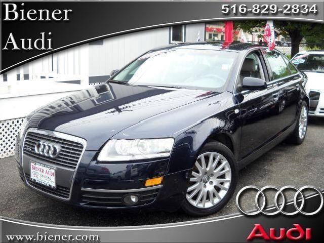 2006 Audi A6 Used Cars In Great Neck Mitula Cars