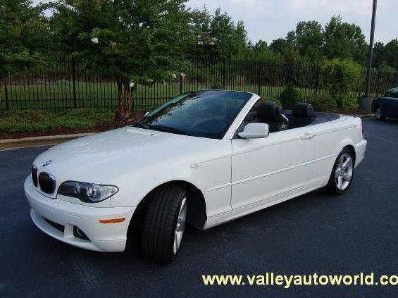 bmw 3 series convertible used cars in fayetteville mitula cars. Cars Review. Best American Auto & Cars Review