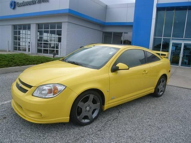 Used 2006 chevrolet cobalt ss supercharged pricing for for Burns motors used cars