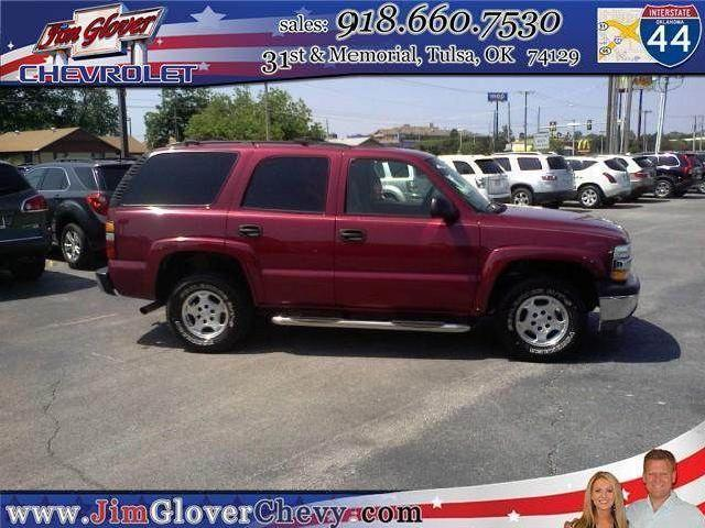 2006 Chevrolet Tahoe Ls Used Cars In Oklahoma Mitula Cars