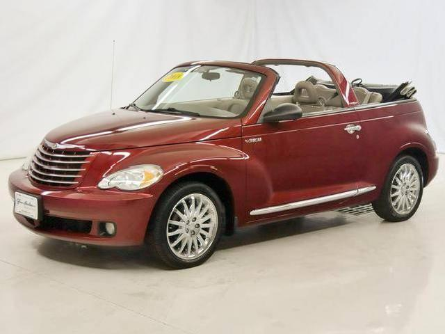 convertible chrysler pt cruiser used cars in south carolina mitula cars. Black Bedroom Furniture Sets. Home Design Ideas