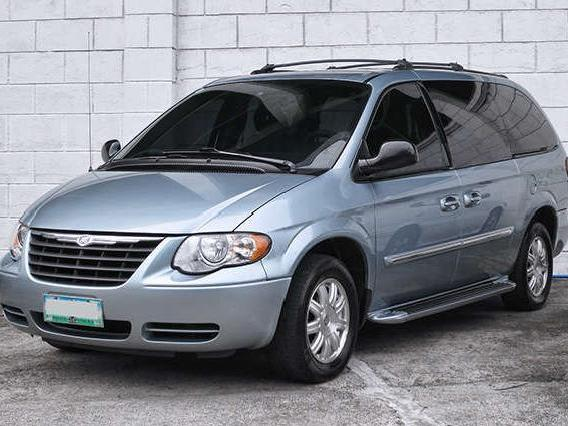 2006 chrysler town and country. Cars Review. Best American Auto & Cars Review