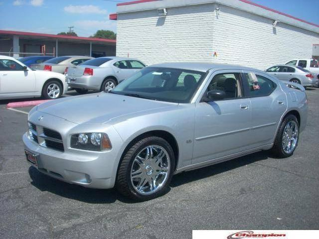 Silver 2006 Dodge Charger Sxt Used Cars Mitula Cars