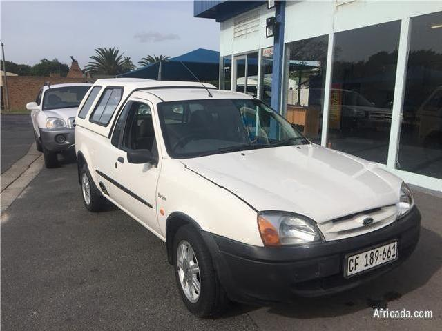 2006 Ford Bantam Only 96000 Km`s With Canopy Fsh