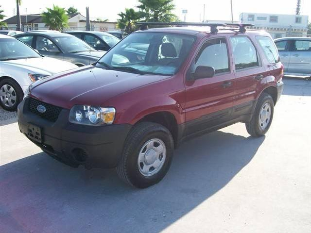 red ford escape xls used cars in florida mitula cars. Black Bedroom Furniture Sets. Home Design Ideas