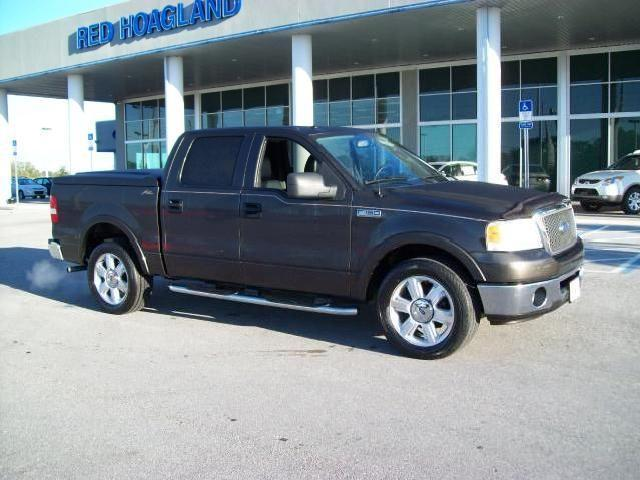 Ford f 150 supercrew red 2006 florida | Mitula Cars