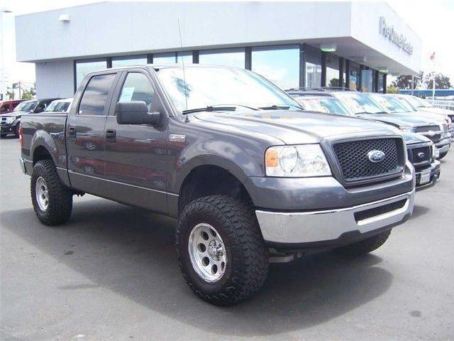 Used Chrysler San Diego >> 2006 Ford F-150 Supercrew Used Cars in San Diego - Mitula Cars