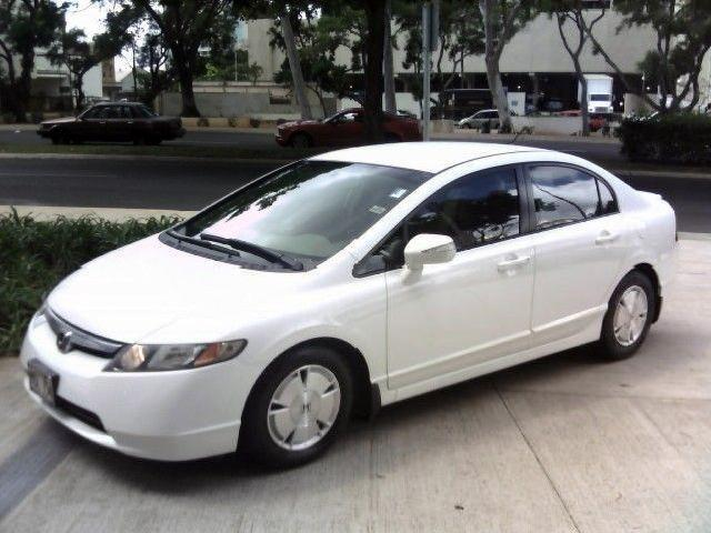 Honda Civic Hybrid Honolulu   22 Honda Civic Hybrid Used Cars In Honolulu    Mitula Cars