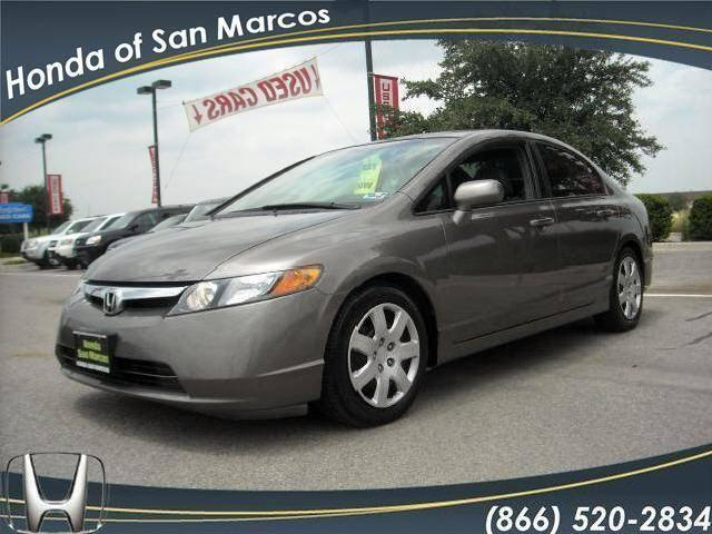 Honda civic sedan san marcos mitula cars for Honda dealership san marcos
