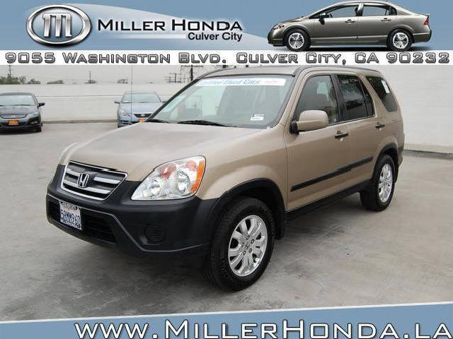 Honda cr v 2006 culver city mitula cars for Culver city honda