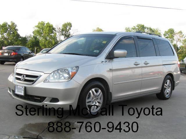 2006 honda odyssey ex l used cars in houston mitula cars. Black Bedroom Furniture Sets. Home Design Ideas