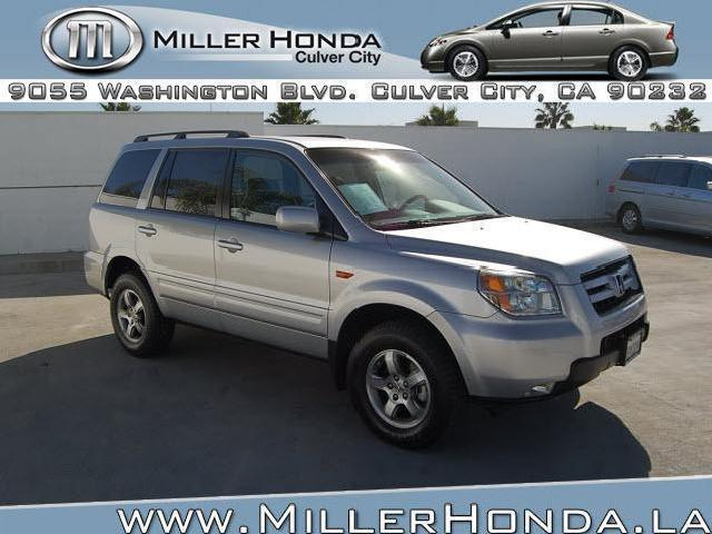 Honda pilot certified culver city mitula cars for Culver city honda