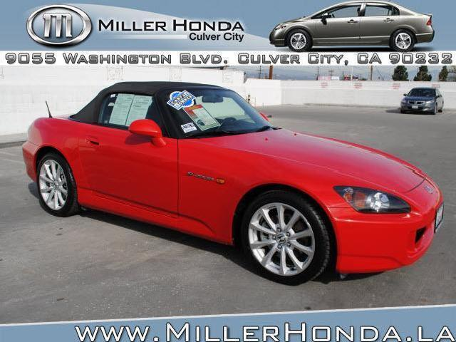 Honda s2000 oregon city 57 2006 honda s2000 used cars in for Culver city honda