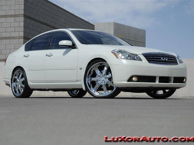 2006 m35 sport white infiniti used cars mitula cars. Black Bedroom Furniture Sets. Home Design Ideas