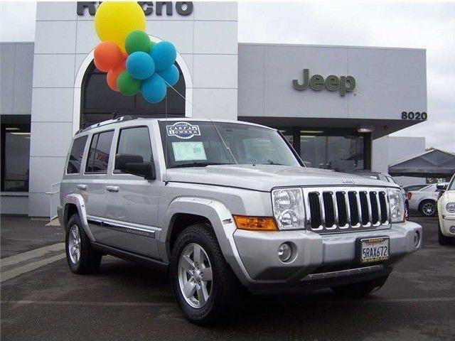 2006 Jeep Commander Limited 2wd: Jeep Commander Suv San Diego