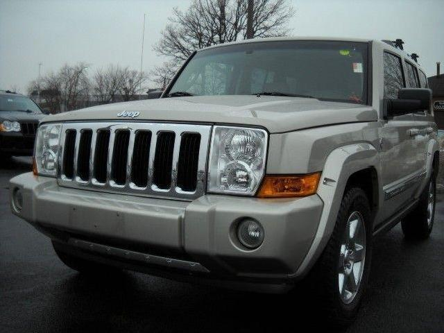Jeep Commander Illinois - 17 certified Jeep Commander Used ...