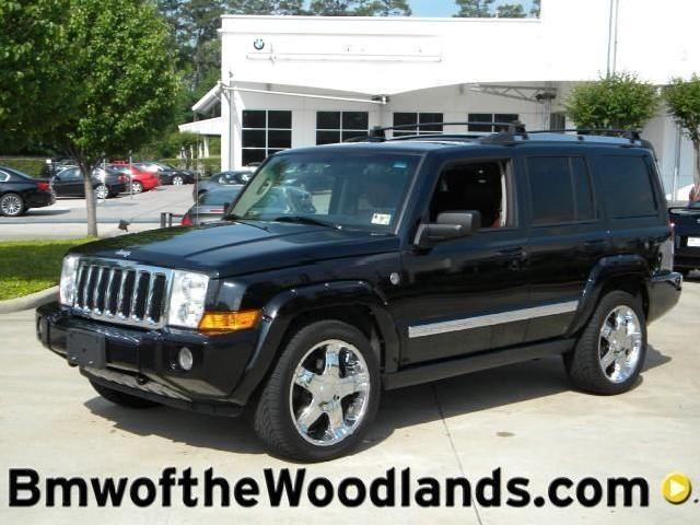 2006 Jeep Commander Limited 2wd: 21 Limited Jeep Commander Used