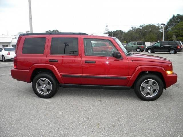 2014 Jeep With Third Row