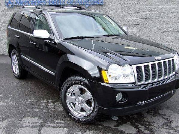 jeep grand cherokee overland used cars in augusta mitula cars. Black Bedroom Furniture Sets. Home Design Ideas