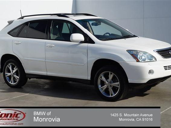 Lexus Rx 400h In California Used White Mitula Cars With Pictures