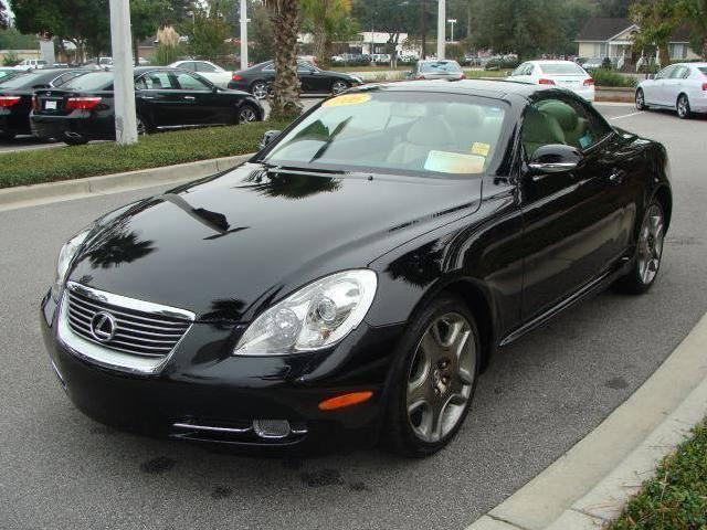2006 lexus sc used cars in charleston mitula cars. Black Bedroom Furniture Sets. Home Design Ideas