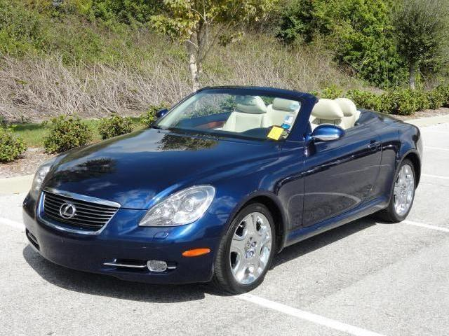 red 2006 lexus sc 430 used cars mitula cars. Black Bedroom Furniture Sets. Home Design Ideas