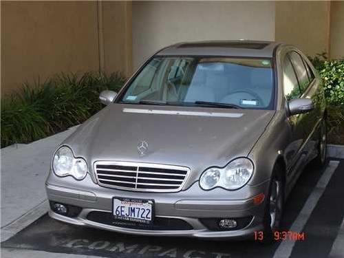 2006 c240 mercedes benz used cars mitula cars for Mercedes benz c280 4matic 2006