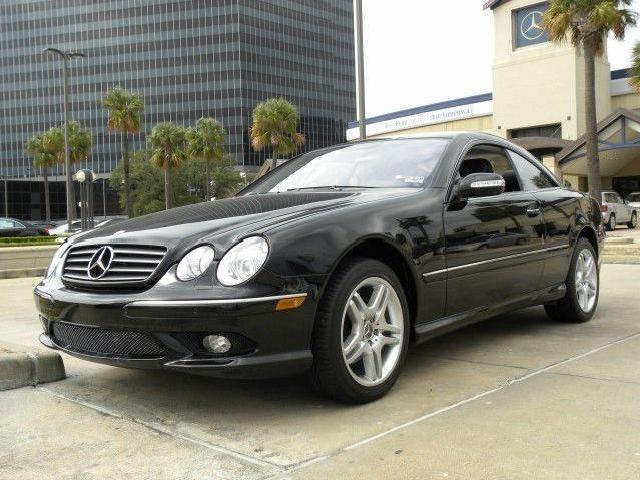 Mercedes benz cl class sunroof houston mitula cars for Mercedes benz parktronic